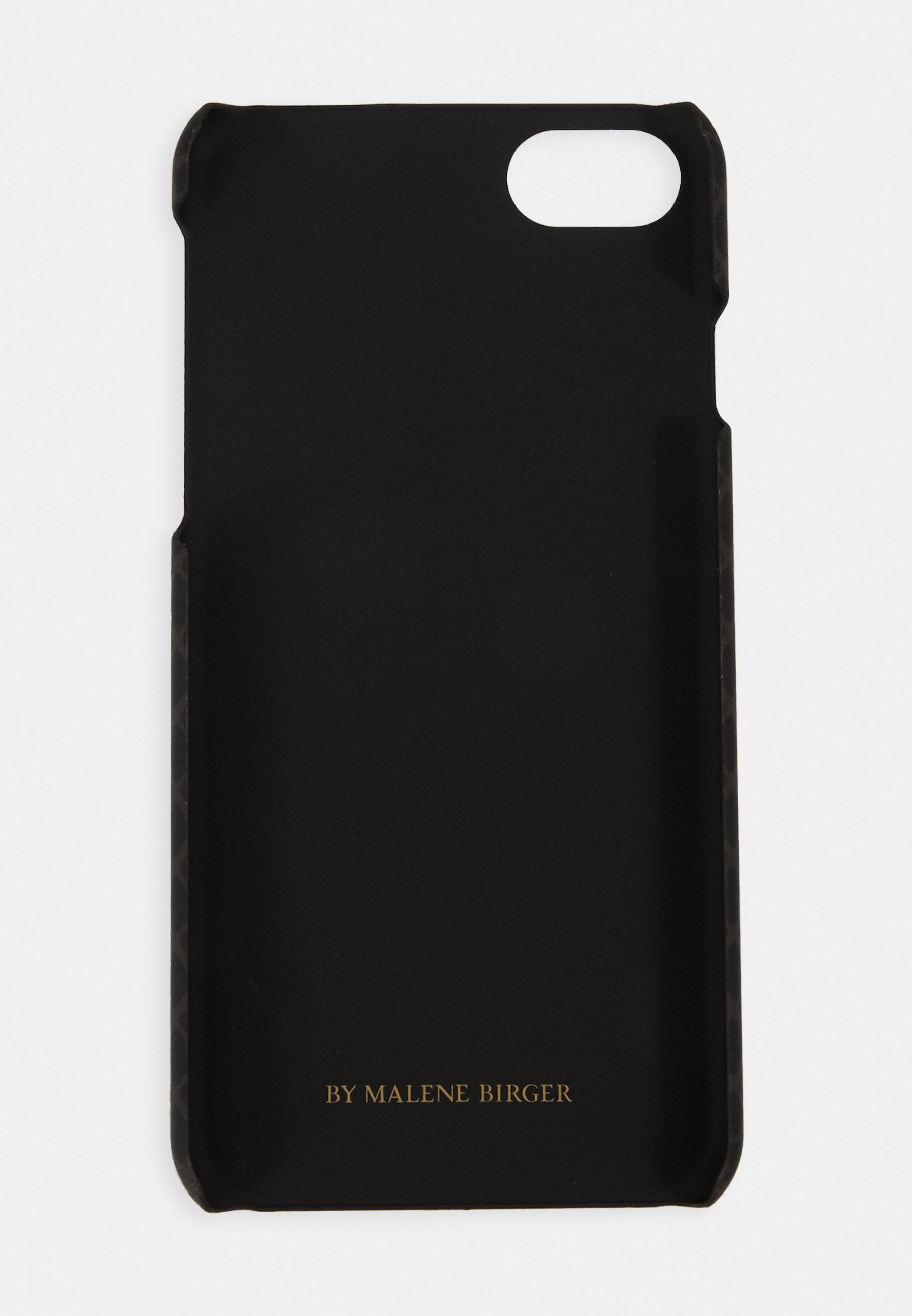 By Malene Birger Etui Na Telefon - Dark Chokolate