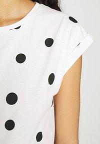 Dorothy Perkins - ROLL SLEEVE TEE 3 PACK - T-shirts - peach - 7