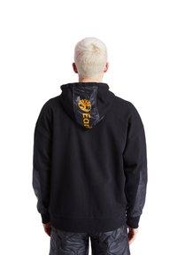 Timberland - EARTHKEEPERS+ HOODIE - Zip-up hoodie - black - 2