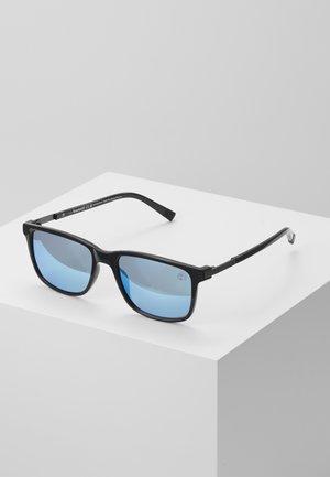 Sonnenbrille - shiny black