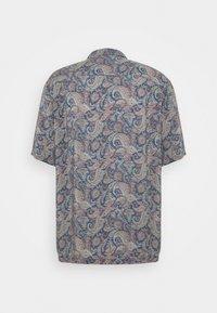 AllSaints - TRANSMISSION SHIRT - Skjorter - blue - 1