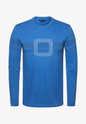MOORING - Long sleeved top - blue