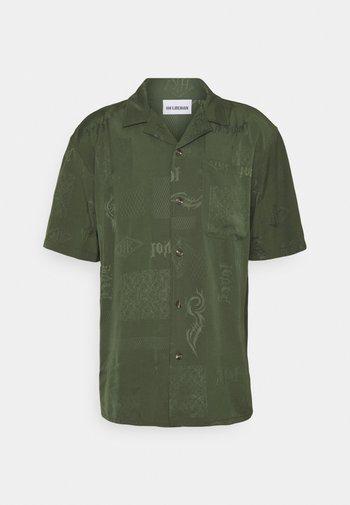 SUMMER  - Shirt - green tribal