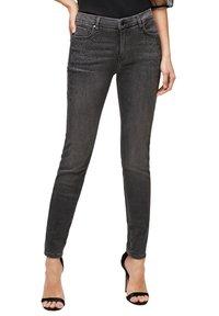 s.Oliver BLACK LABEL - Slim fit jeans - grey - 4