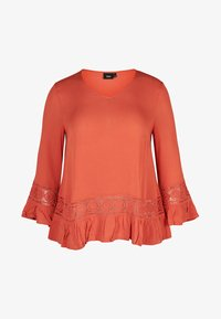 Zizzi - Blouse - red - 5