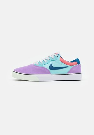 CHRON 2 UNISEX - Sneakers - lilac/court blue/copa/pink salt/barely green/black