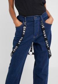 DKNY - PANT - Jeans straight leg - indigo - 3