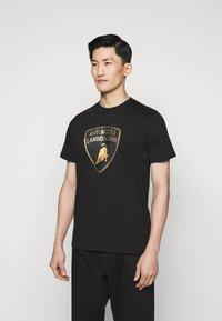 Lamborghini - T-shirt imprimé - black - 0