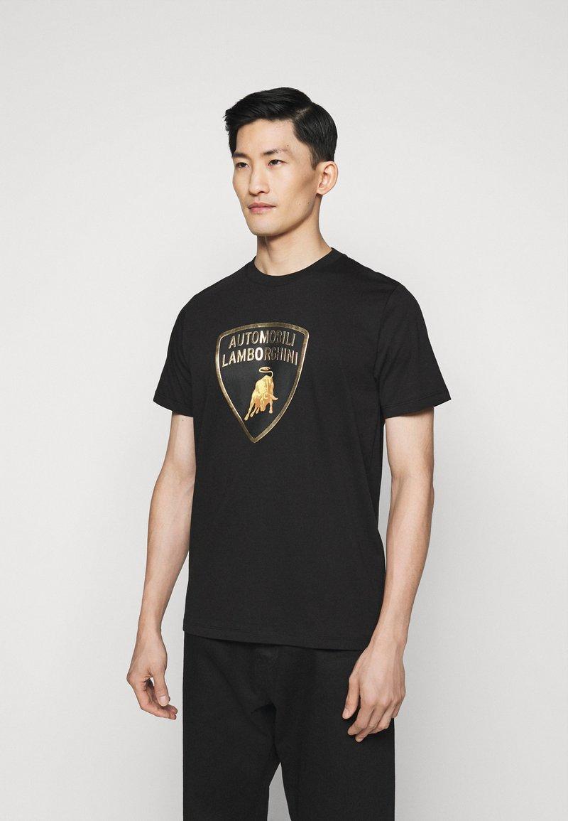 Lamborghini - T-shirt imprimé - black