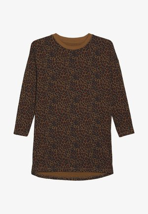 NKFVILLOW - Long sleeved top - brown sugar