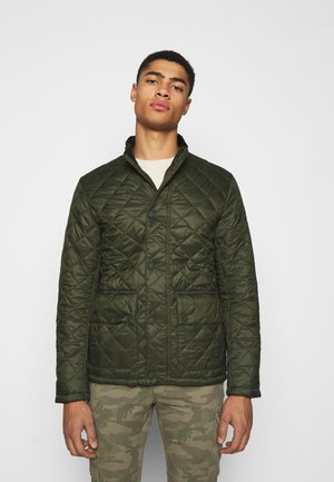 TALLOW QUILT - Light jacket - olive