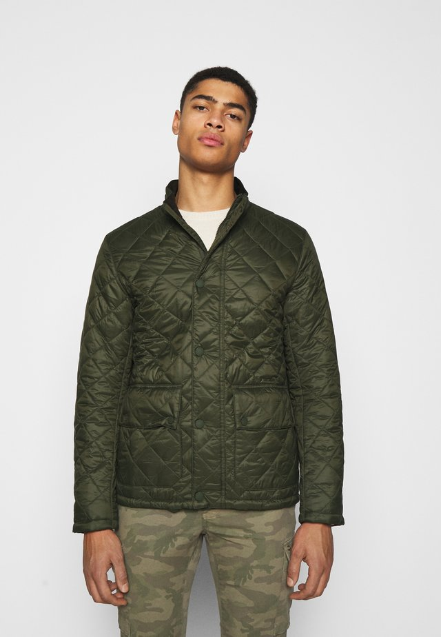 TALLOW QUILT - Jas - olive