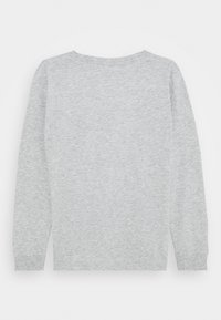 Levi's® - BATWING CHESTHIT TEE UNISEX - Maglietta a manica lunga - grey - 1