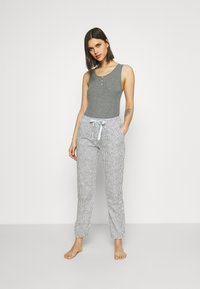 Triumph - MIX MATCH TROUSERS - Pyjama bottoms - blue - 1