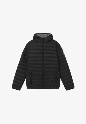 TEENS BIG - Winterjacke - black/grey