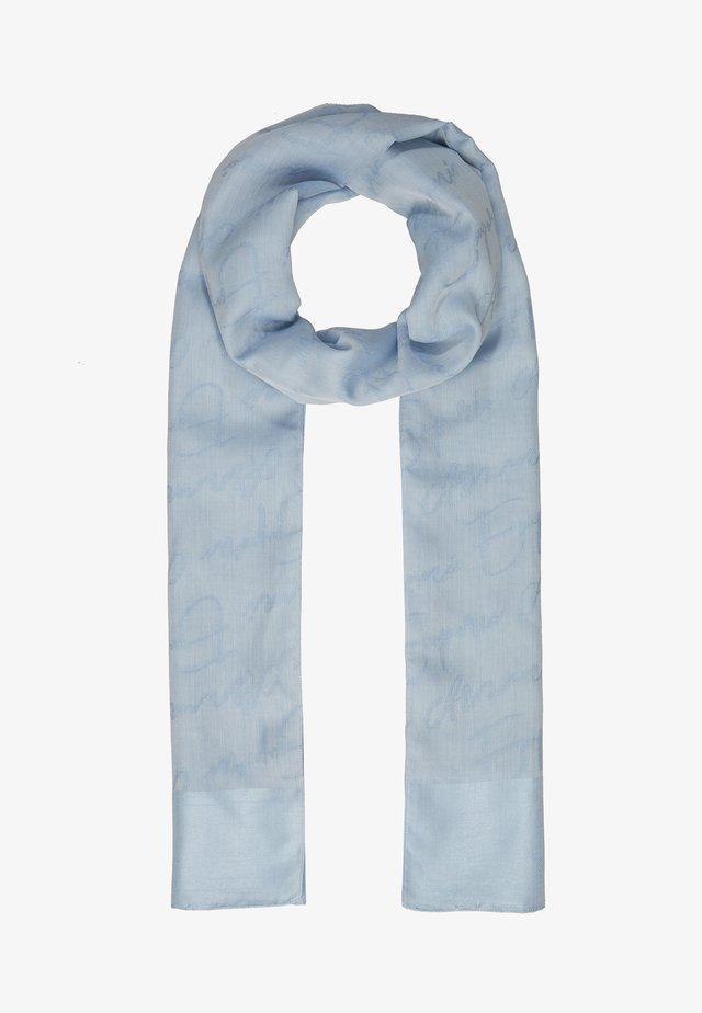 STOLE SIGNITURE - Scarf - grey sky
