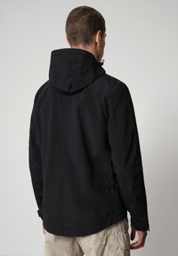 Napapijri - SHELTER HOOD - Light jacket - black - 2