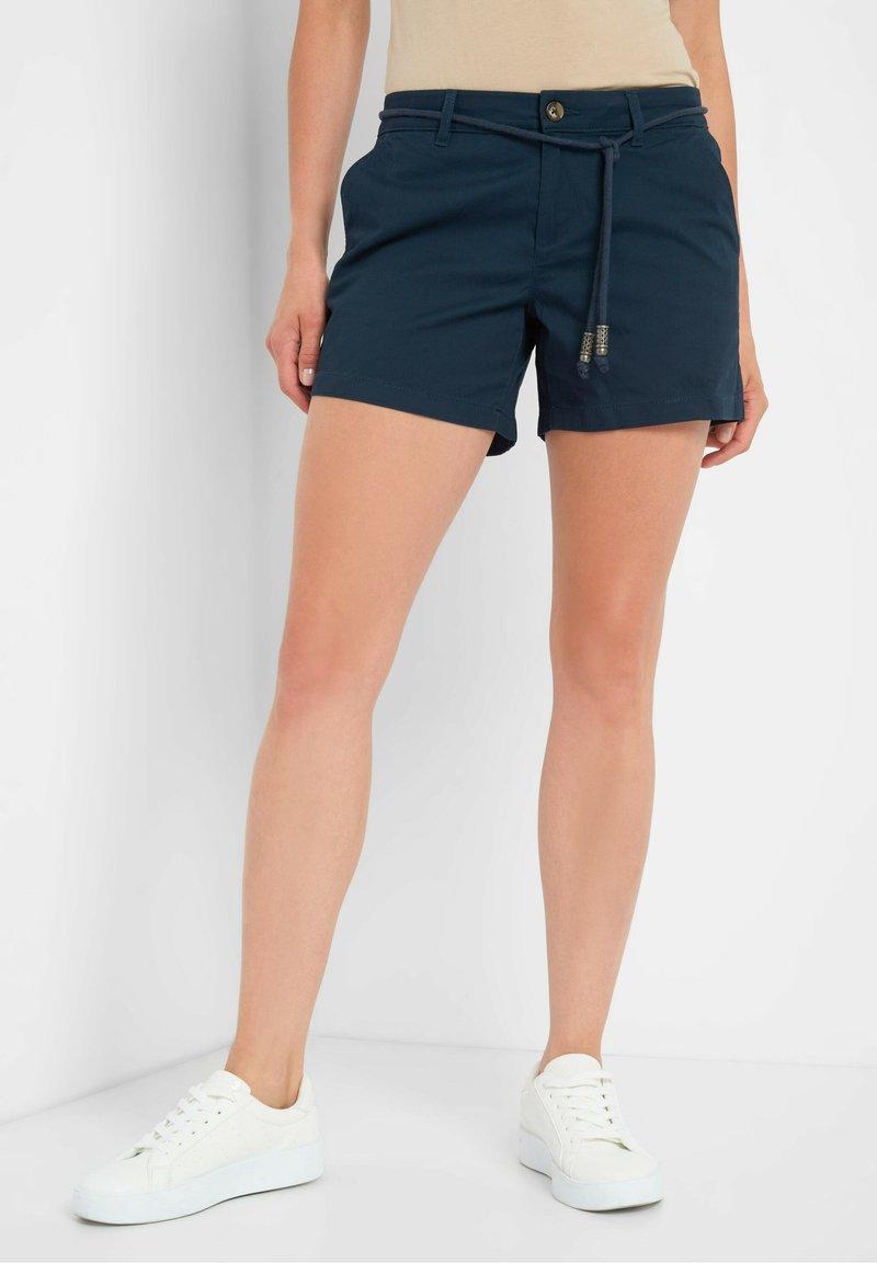 ORSAY - Shorts - tintenblau