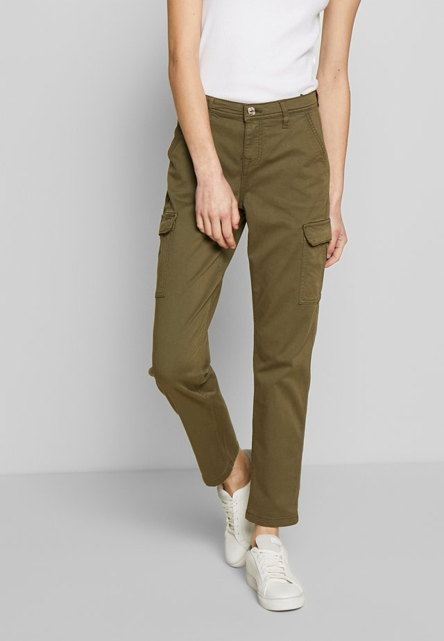 CARGO  - Cargo trousers - army