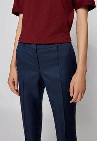 BOSS - Trousers - blue - 3