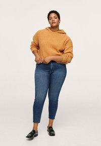 Mango - ISA - Jeans Skinny Fit - dunkelblau - 1
