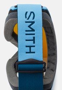 Smith Optics - RANGE UNISEX - Ski goggles - green sol mirror - 2
