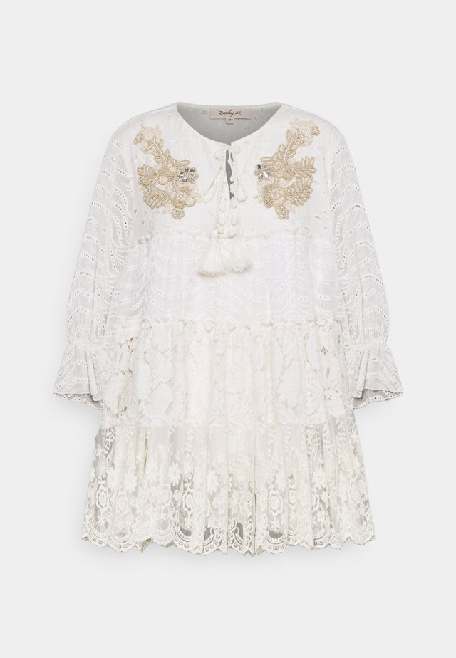 NARCISSE BLOUSE - Tunica - off-white