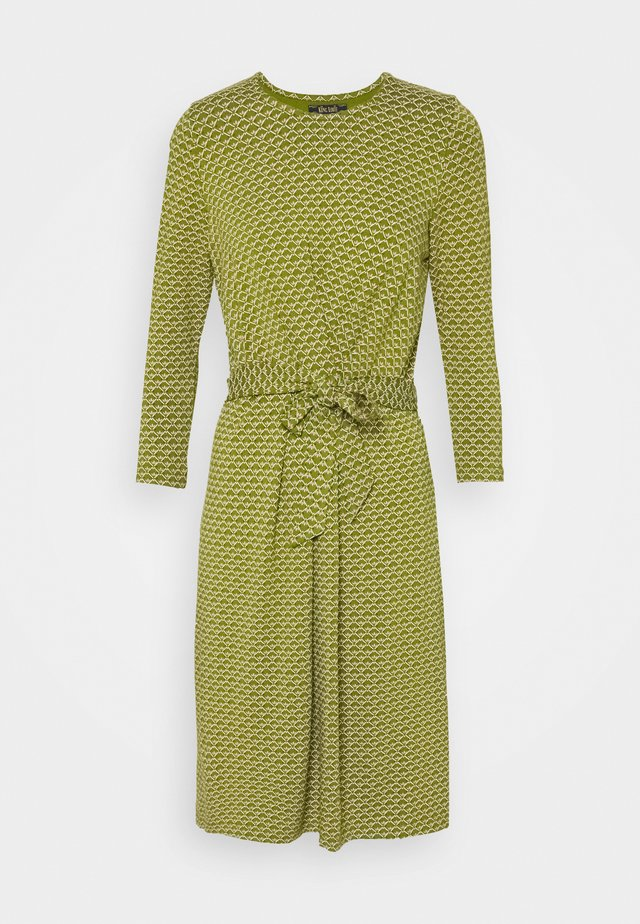 HAILEY DRESS FRESNO - Kjole - posey green
