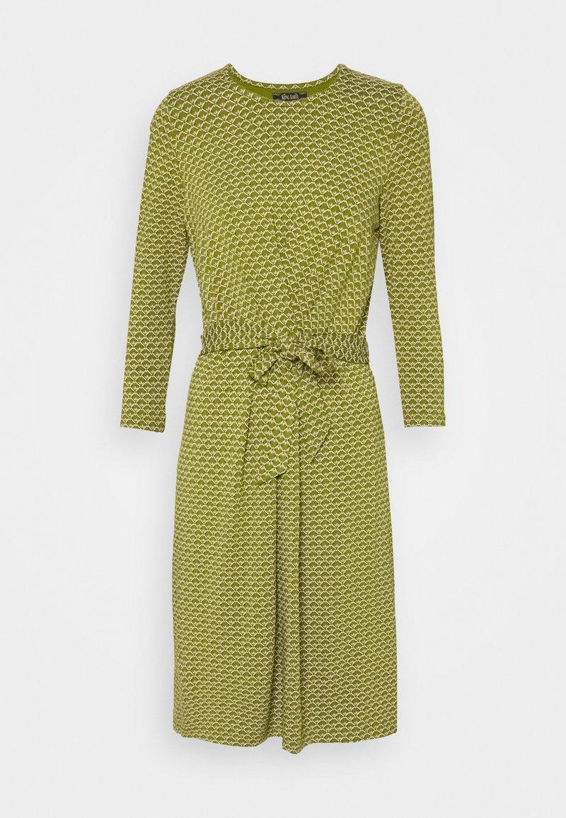 King Louie - HAILEY DRESS FRESNO - Robe d'été - posey green