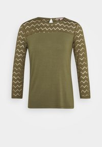 Anna Field - Long sleeved top - olive - 3