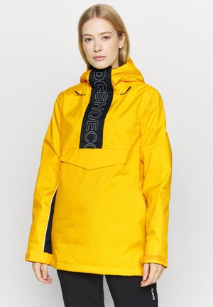 ENVY ANORAK - Snowboardjas - lemon chrome