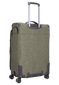 Stratic - MAXCAP  - Wheeled suitcase - khaki - 1