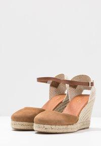 Minelli - High heeled sandals - tan - 4