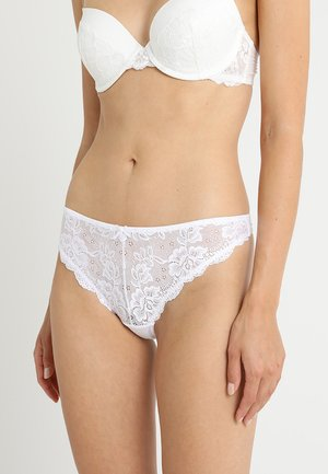 LIANNE - Thong - white