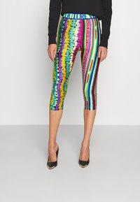 Versace Jeans Couture - PANTS - Leggings - Trousers - multicolour - 0