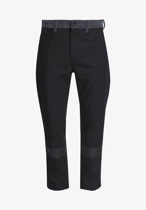 P-KAPP TROUSERS - Pantaloni - black