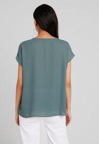 ONLY - ONLSWEET V NECK - Blouse - balsam green - 2