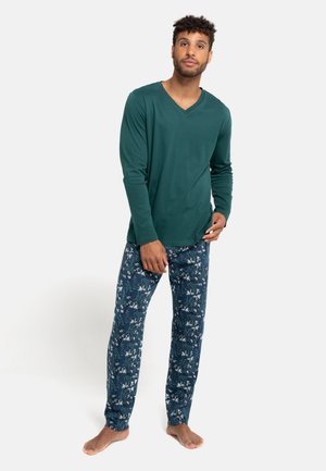 Pyjama set - grün