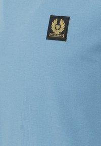 Belstaff - SHORT SLEEVED - T-Shirt basic - airforce blue - 2