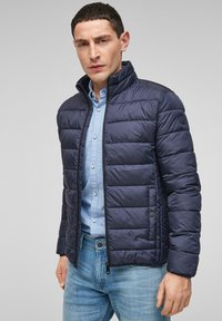 Q/S designed by - Light jacket - navy - 3