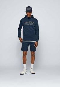 BOSS - SOODY - Sweatshirt - dark blue - 1