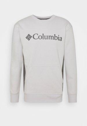 MINAM RIVERCREW - Sweatshirt - nimbus grey heather/city grey