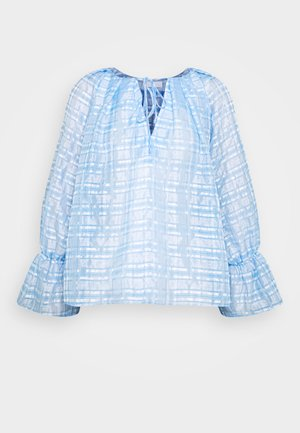 HAVANA CHECK - Blouse - quiet harbor
