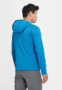 Mammut - Fleece jacket - blue - 1
