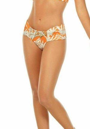 Dół od bikini - orange