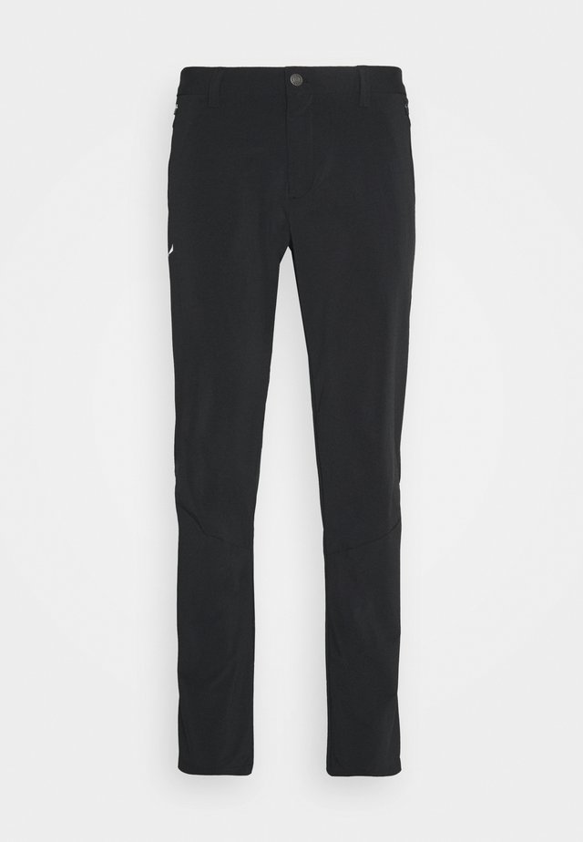 PUEZ 2 - Trousers - black