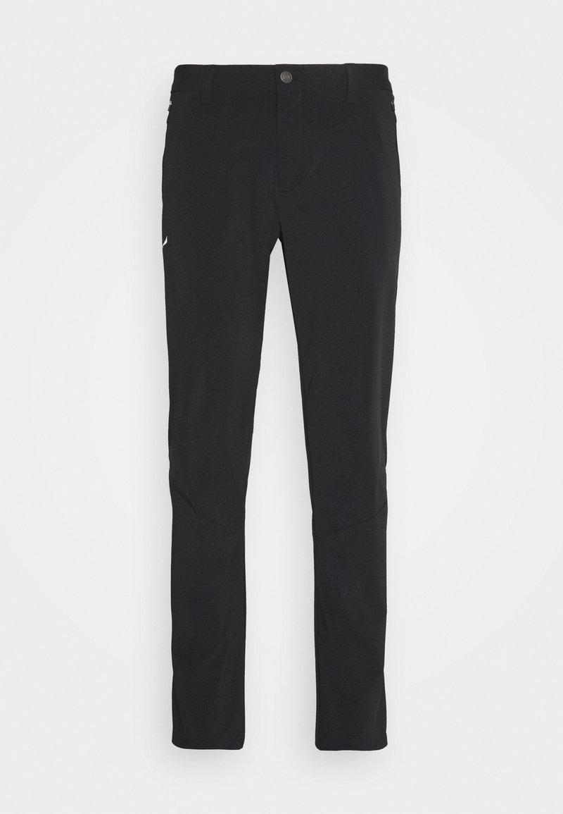 Salewa - PUEZ 2 - Kalhoty - black