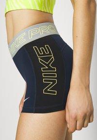 Nike Performance - SHORT - Punčochy - obsidian/black - 3