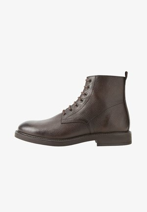 BOMBEADO - Lace-up ankle boots - braun