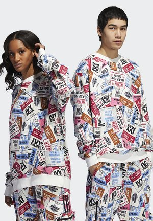 IVY PARK SKI TAG CREW SWEATSHIRT (ALL GENDER) - Collegepaita - multicolor
